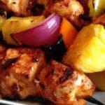 Pollo de chile y lima