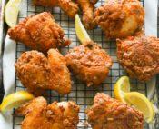 pollo al estilo sureño